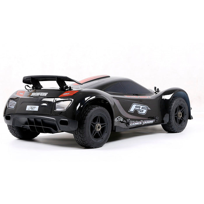 F5 1:5 RC 4WD Car Gas Engines Four-wheel Drive Sports Car(Car + Gas Engines + Remote Controller )(Random Car Shell) - RTR Starter Version - stirlingkit