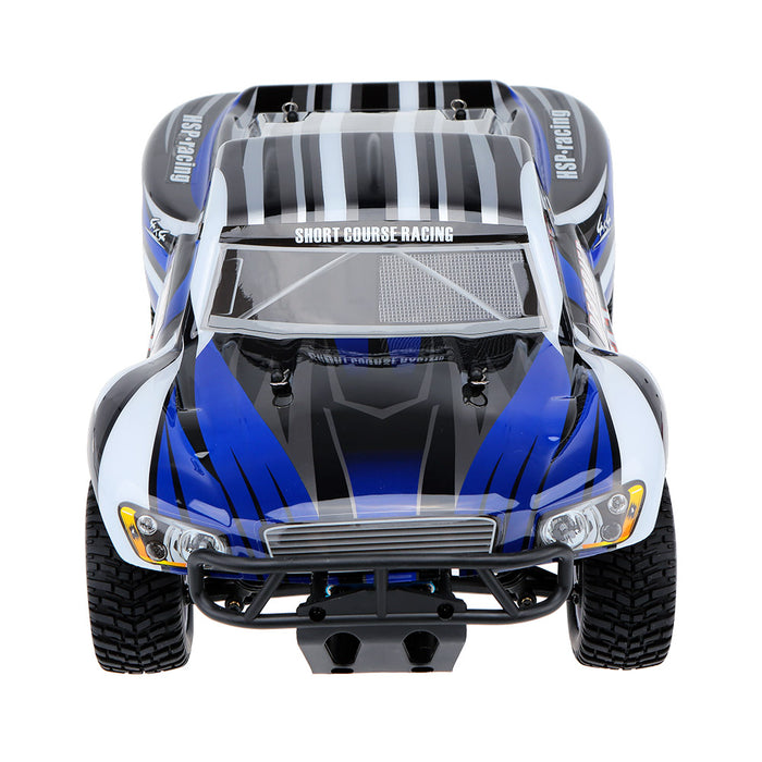 HSP 94155 1/10 4WD Nitro Powered RTR Short Course Truck with 2.4GHz Transmitter - stirlingkit