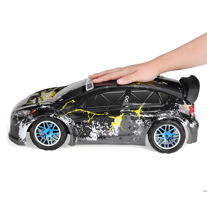 HSP 94177 1/10 2.4G 4WD 18cxp Engine Rc Car Nitro Powered Sport Rally Racing Off-road Truck - stirlingkit