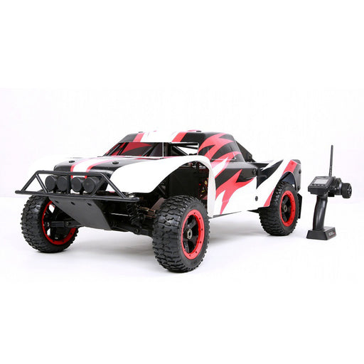 Rovan LT 1:5 4WD Gasoline Drive RC Off-road Vehicle with Engine and Remote Controller - stirlingkit