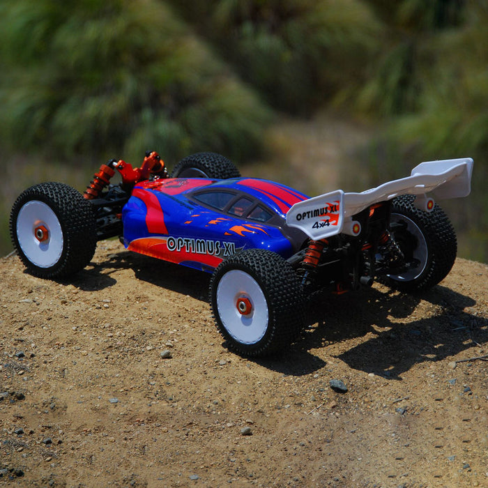 DHK 8381 Optimus XL1/8 4WD 100A Brushless Electric Off-road Vehicle RC Racing Car - stirlingkit