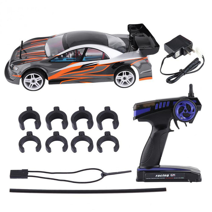 HSP 94103 1/10 2.4G 4WD 540 Motor Brushed Electric On Road Drifting RC Car - stirlingkit