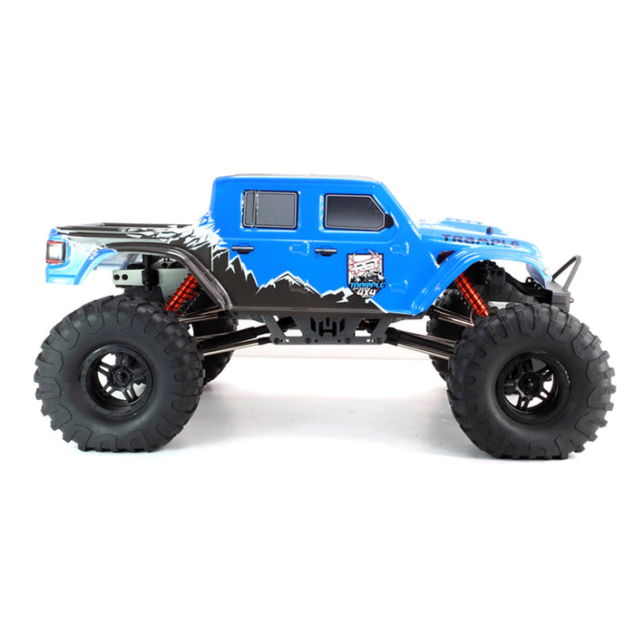 RGT 18100 TRAMPLE 1/10 2.4G 4WD RC Rock Crawler Electric Off Road Vehicle RTR - stirlingkit