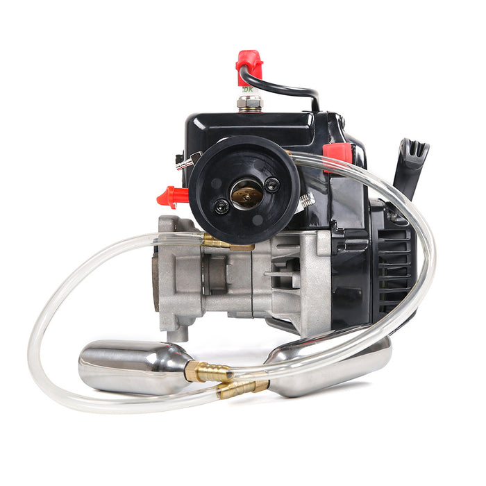 Rofun Power 32CC Booster Pump 2-Stroke Gasoline Engine for 1/5 BAJA RC Car - stirlingkit