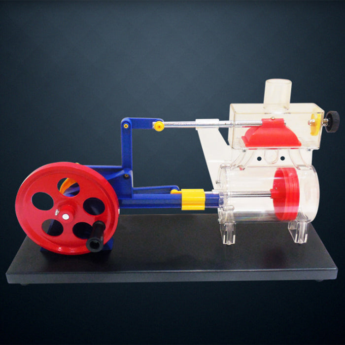 Steam Engine Model Physical Experiment Equipment Teaching Instrument - stirlingkit
