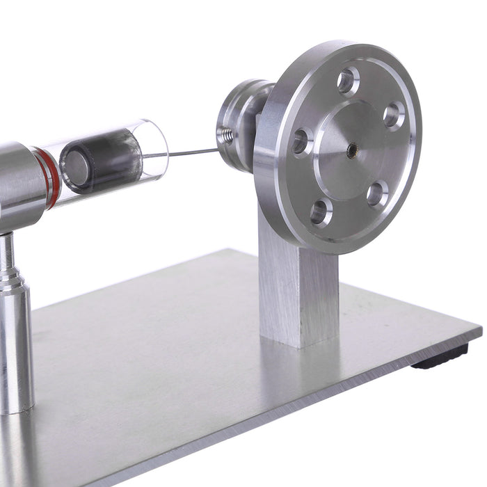 Stirling Engine Model Thermoacoustic Heating Single Cylinder - stirlingkit