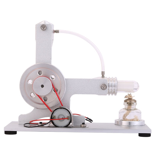 Stirling Engine Model Physical Motor Power Generator External Combustion Educational Toy - stirlingkit