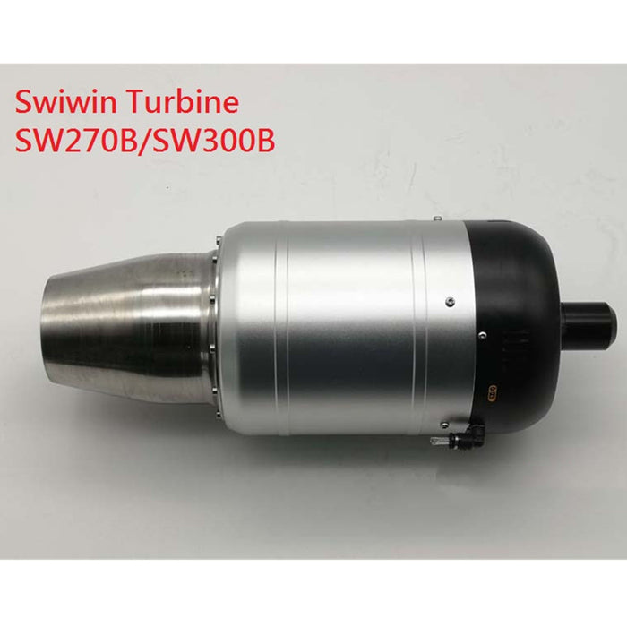 Swiwin SW270B/300B 27-30kg Jet Engine Thrust Turbine Engine for Large Model Airplane Car Motorcycle - stirlingkit