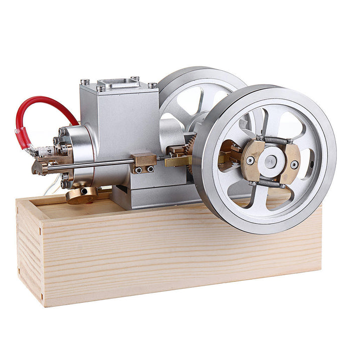 Upgrade Hit & Miss Gas Engine Stirling Engine Model Combustion Engine Collection - stirlingkit