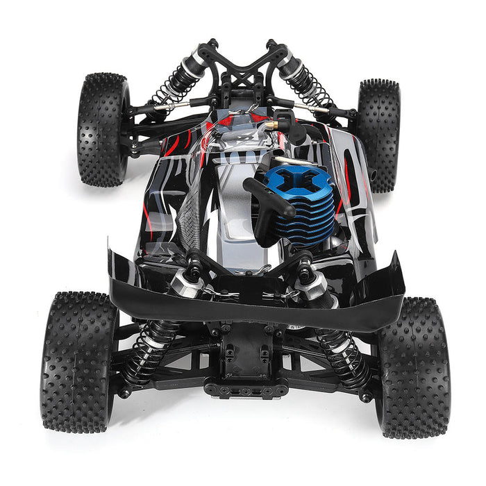 VRX RH1006 1/10 2.4G RC Car 75km/h High Speed Force.18 Gas Engine RTR Truck - stirlingkit