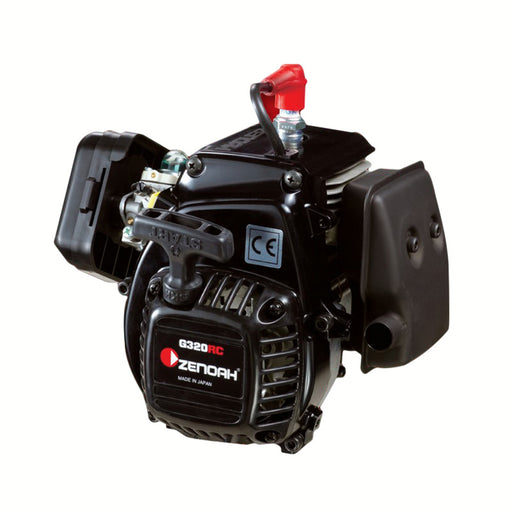 Zenoah G320RC 32cc 4 Bolt 2 Stroke Engine Gasoline Engine 4 Bolt 2 Stroke Engine for BAJA - stirlingkit