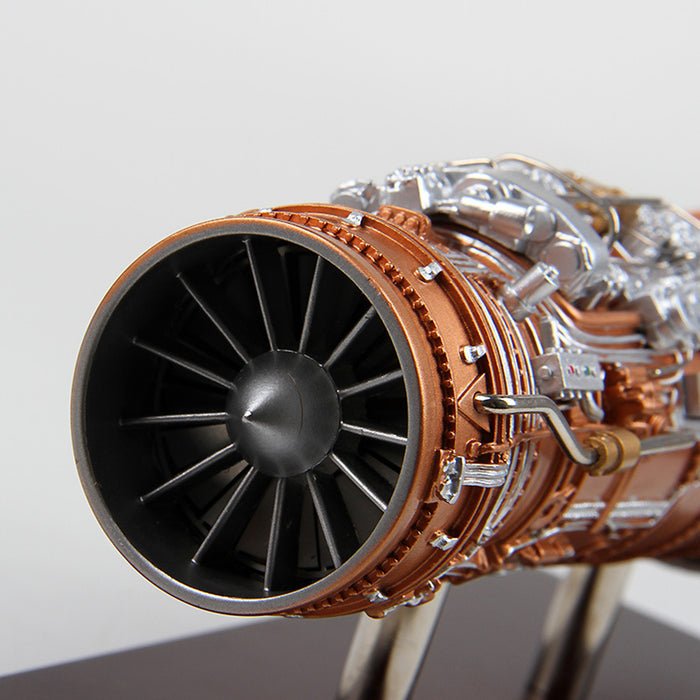 1:20 Alloy Aeroengine Model Aircraft Engine Model - stirlingkit