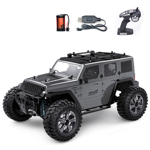 1:14 2.4G 4WD 35km/h High Speed Electric Off-road Vehicle RC Model Car - stirlingkit
