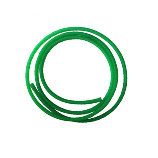 0.22 x 100cm PU Round Belt DIY Timing Belt for Connecting Gearbox and Clutch - Green - stirlingkit