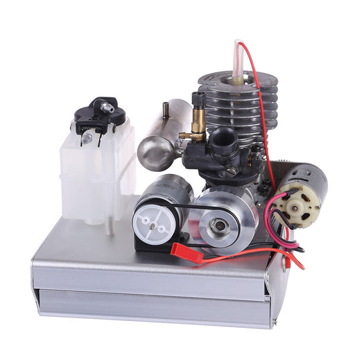 One-button Start Level 15 Gasoline Low Pressure Engine Electric Generator (Finished Product) - stirlingkit