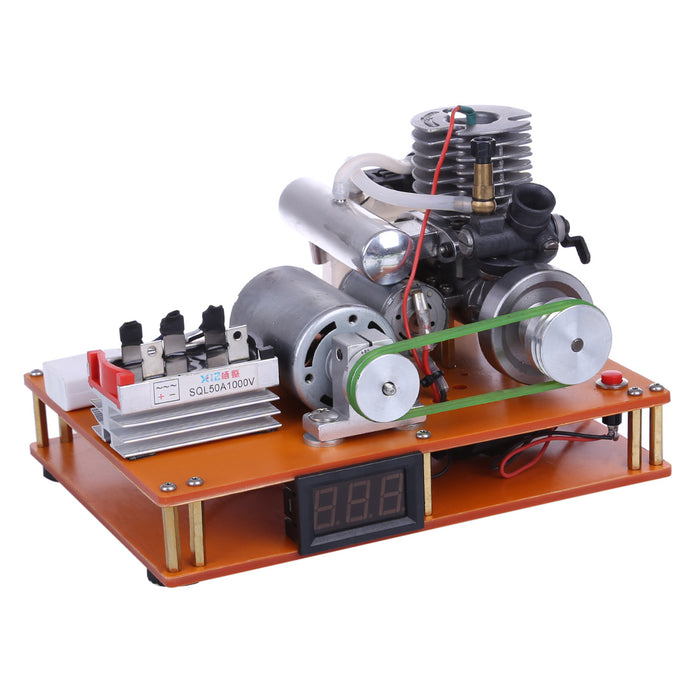 Level 15 100-500v High Pressure Methanol Engine Electric Generator - stirlingkit