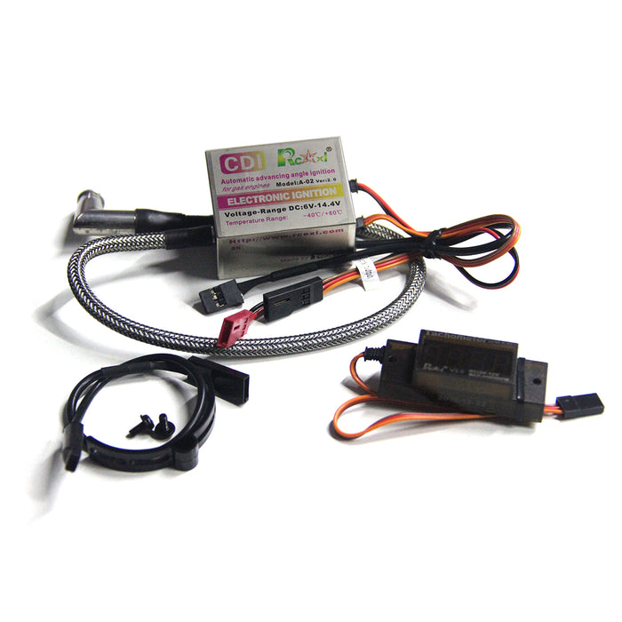 CDI for TOYAN FS-S100 Gasoline Version Kit - stirlingkit