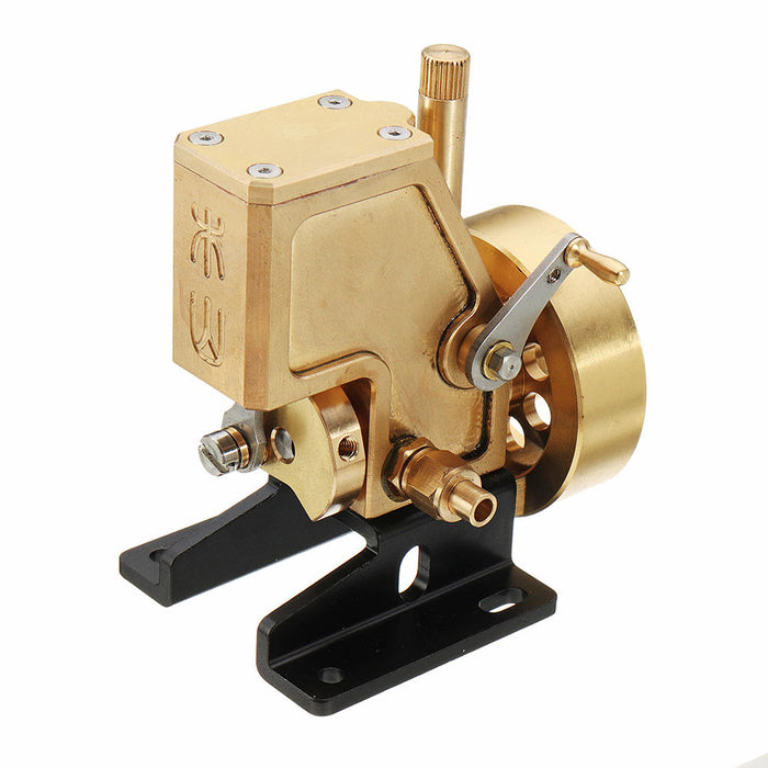 Mini Pure Copper Steam Engine Model Gift Collection Science Developmental Toy DIY Project Part G-1 - stirlingkit