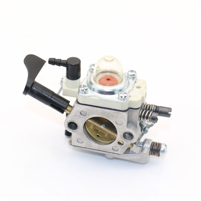 Single Cylinder Two Stroke 4.2 hp Gasoline Remote Control Car Short Card 38cc Four-point Fixed Engine for RC Cars Boats - stirlingkit
