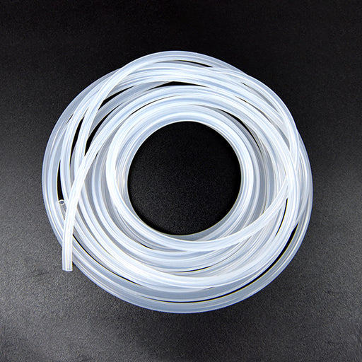 3mm ID x 5mm OD 1M Heat-resistant Peristaltic Pump Silicone Rubber Tubing Hose - stirlingkit