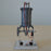 4 Stroke Gasoline Engine Model Metal Internal Combustion Engine Physics Experiment Teaching Instrument - stirlingkit