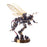 3D Stainless Steel Insects Puzzle Model Kit DIY Sound Control Mechanical Wasp Assembly Jigsaw Crafts - stirlingkit