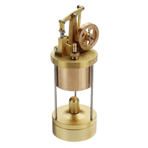 Microcosm Steam Engine Model M88 Full Metal New MINI BEAM - stirlingkit
