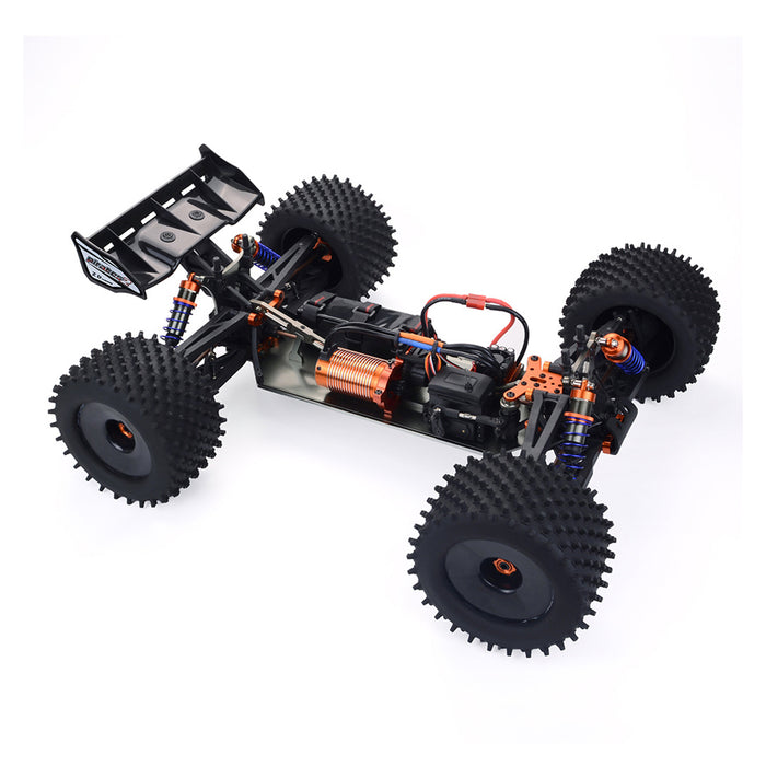 ZD Racing 9021 1/8 2.4G 4WD 80km/h High Speed RC Car Electric Truggy Vehicle RTR Model - stirlingkit