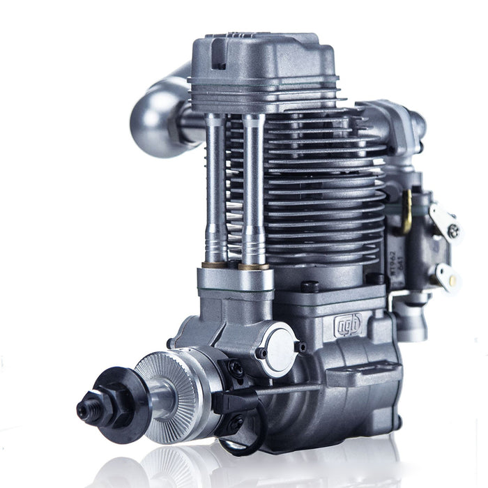 ngh GF30 30cc Single-cylinder Four Stroke Air Cooled Gasoline Engine for Fixed Wing Drone - stirlingkit