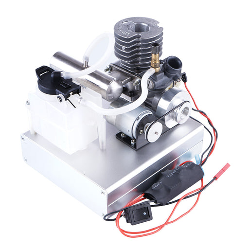 One-button Start Electric Generator Methanol Low Pressure Engine Level 15 Methanol Engine (Finished Product) - stirlingkit