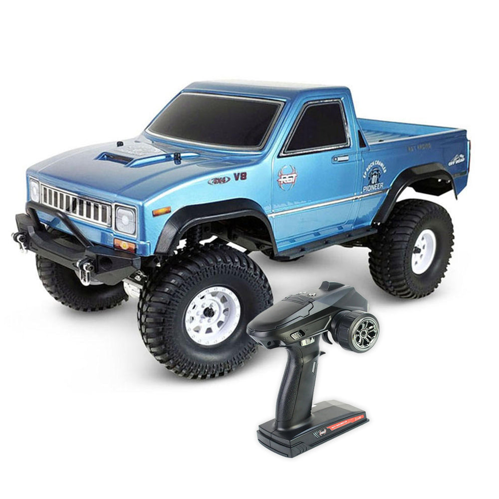 RGT EX86110 1/10 2.4G 4WD Electric All Terrain RC Off-road Vehicle Crawler RTR - stirlingkit