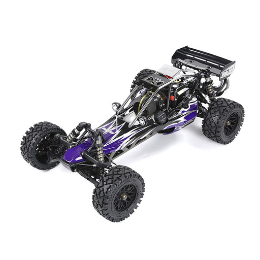 Rovan BAHA320 1/5 Scale 32cc Gas Baja Buggy Ready-to-Run - Black - stirlingkit