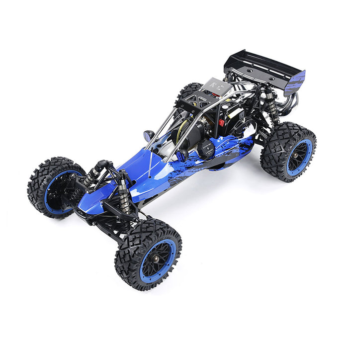 Rovan BAHA320 1/5 Scale 32cc Gas Baja Buggy Ready-to-Run - Blue - stirlingkit