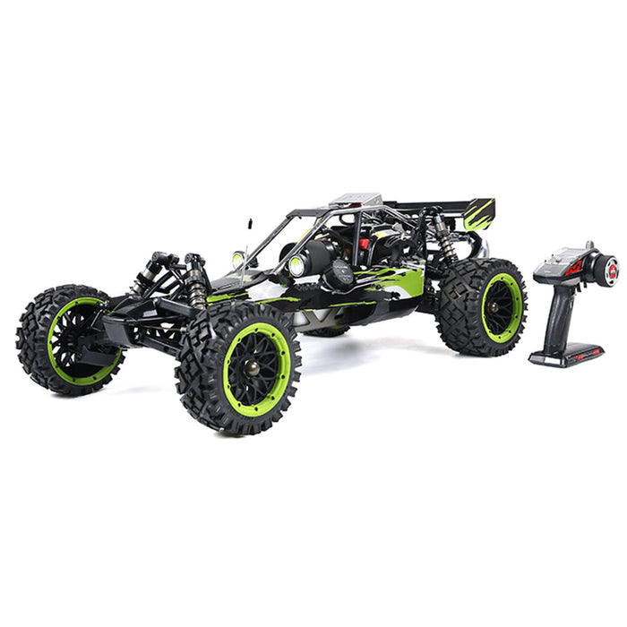 Rovan BAHA320 1/5 Scale 32cc Gas Baja Buggy Ready-to-Run - Green - stirlingkit