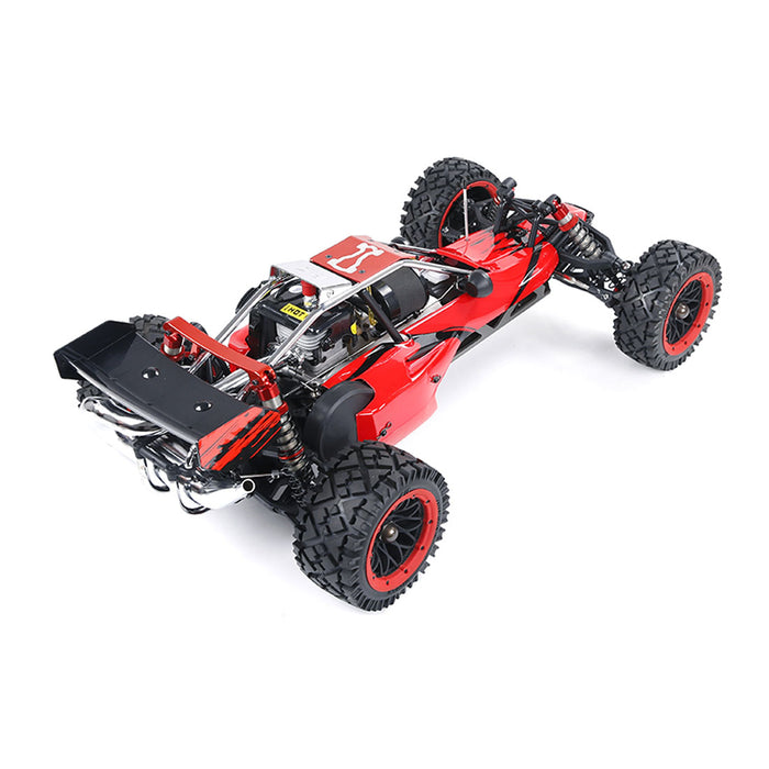 Rovan BAHA320 1/5 Scale 32cc Gas Baja Buggy Ready-to-Run - Red - stirlingkit