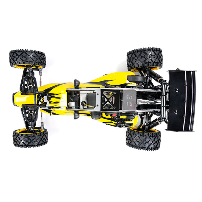 Rovan BAHA320 1/5 Scale 32cc Gas Baja Buggy Ready-to-Run - Yellow - stirlingkit