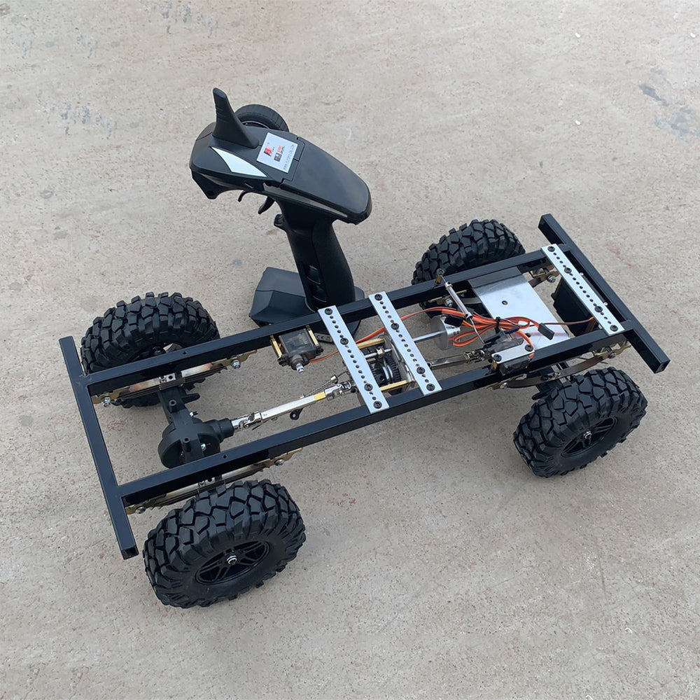 1:10 Model Car Chassis Frame Compatible with Toyan FS Series Engine (No Engine) - stirlingkit