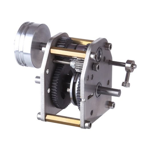 1:10 Model Car Engine Gearbox with Pulley for Toyan FS-S100 FS-S100G FS-S100(W)FS-S100G(W) - stirlingkit