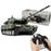 1/16 German Leopard 2A6 Main Battle Tank 2.4G RC Radio Controlled Model Military Tank - stirlingkit