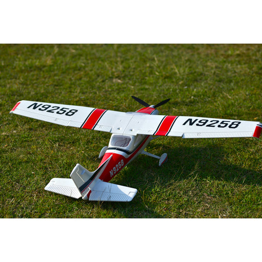 1410mm Wingspan EPO Foam RC Airplane N9258 Trainer Beginner Plane Model PNP - Red