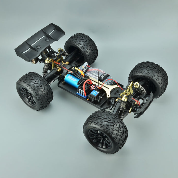 21011 JLB Racing 4WD RC 80A Brushless Off-road RC Car Truggy 1/10 Scale - stirlingkit