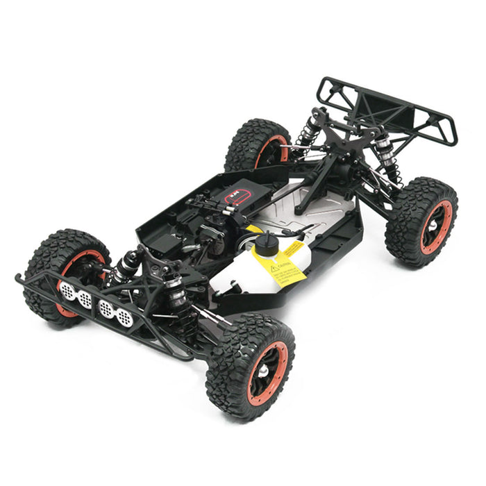 30°N DTT 7 1:5 2.4G 4WD High Speed RC Gasoline Short Course Off-road Vehicle - stirlingkit