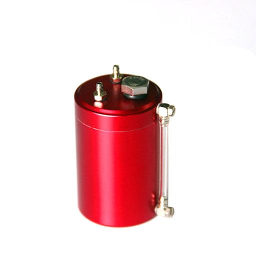 55ml Metal Double Nozzles Mini Oil Tank Fuel Container for Engine Model RC Cars Boats - stirlingkit