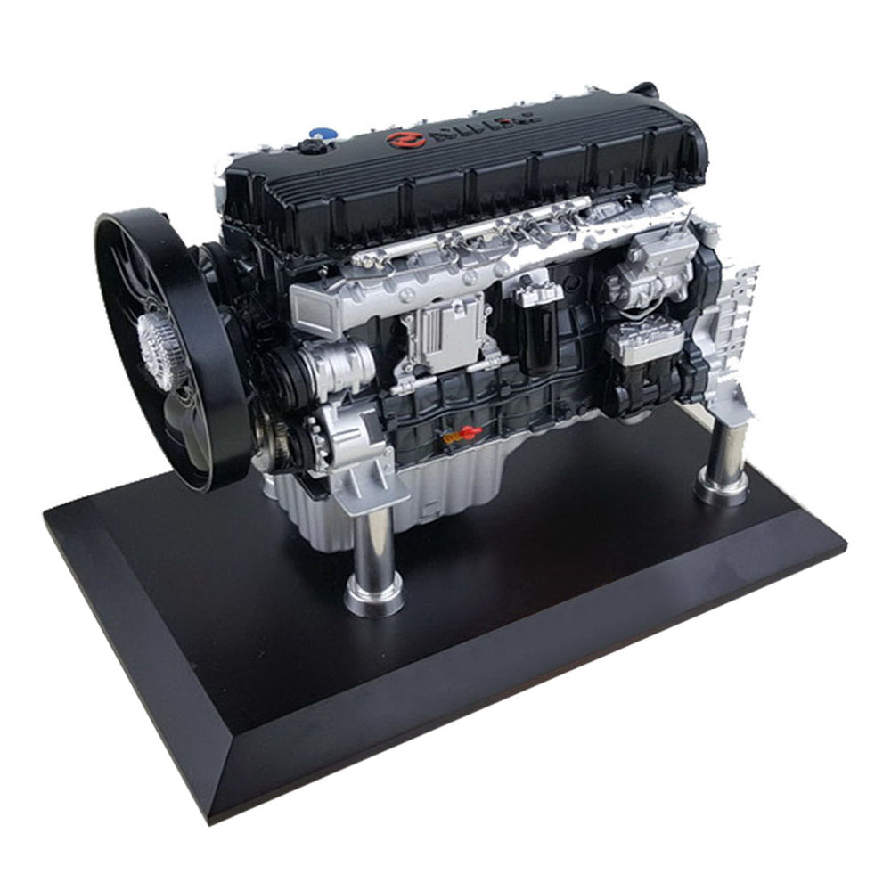 Alloy Simulation 1/10 SC12E Diesel Engine Engine Model - stirlingkit