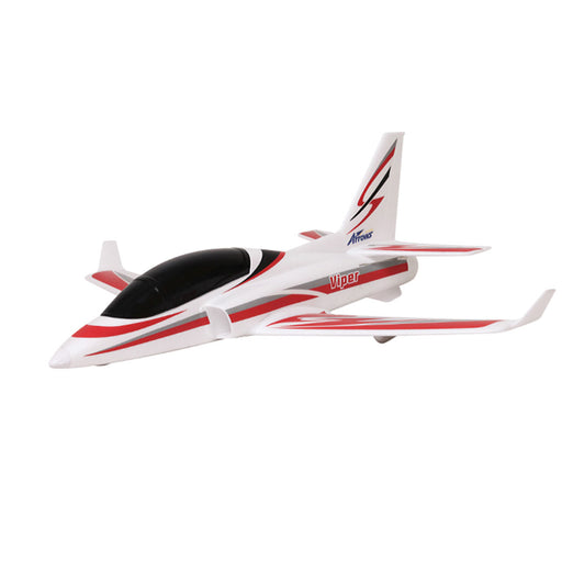 Arrows Hobby 50mm Viper Trainer RC Airplane Fixed-wing Aircraft PNP Assembly - stirlingkit