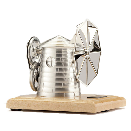 Assembly Runnable Windmill W1 Stirling Engine Turbine with Linkage Device Model Kit - stirlingkit