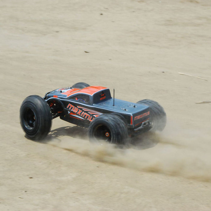 DHK 8382 Maximus 4WD 1/8 120A 85KM/H Brushless Electric Monster Truck RC Vehicle - stirlingkit
