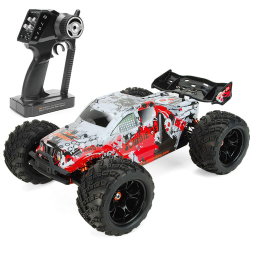 DHK 8384 Zombie 8e 4WD 1/8 100A 70KM/H Brushless Electric Monster Truck RC Vehicle - stirlingkit