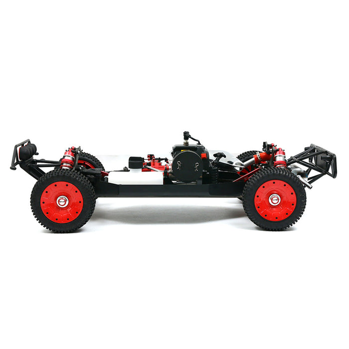 30°N DTT-7S 1/5 Scale 2.4G 4WD High Speed RC Gasoline Short Course Truck Off-road Vehicle - stirlingkit