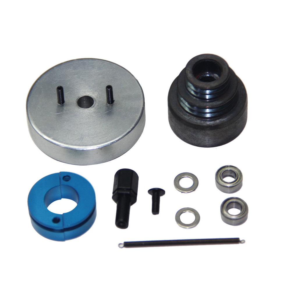 Dual V Slot / Single V Clutch Set for TOYAN Gasoline Engine Accessories - stirlingkit